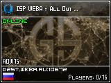 ISP WEBA :: All Out War 2