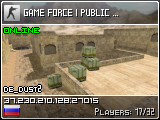 GAME FORCE   PUBLIC 18+