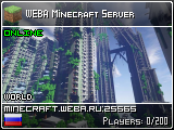 WEBA Minecraft Server