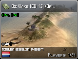 Oz Wake [CD 1.61/Origin 1.612]
