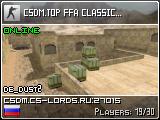 CSDM.TOP FFA CLASSIC [HS ONLY]