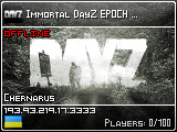 Immortal DayZ EPOCH 1.0.6.2 vk.com/immortaldayz
