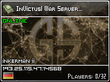 InVictus| War Server [GER]