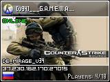 |v34|[|.::GameWay™::.|OFFICIAL|][PUBLIC][OLD:CSS][CS:GO]