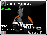 [RUS] TITAN RPG [RPMTA.RU]  [ЗИМА]  jdm,drift,smo,bpan,cc,radmir,рус