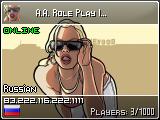 A.A. Role Play | Регион 01