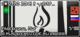 ☞ ZERO ZONE 2 - x2/RPG/SOLO-Max2/Kit/BGrade/07.08.Wipe