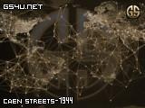 caen streets-1944