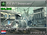 M.K  24/7 Broadcast/Crossfire/Crash Cracked server
