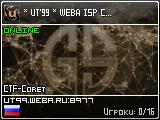 * UT'99 * WEBA ISP Capture The Flag