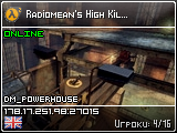 Radiomean's High Kill, Experimental Special Effects server