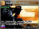 Zombie Fun Server [ZM;ZE] !shop,!zprops,!lm [Unlim Ammo]