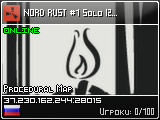 NORD RUST #1 Solo  24.01  [X2 TP KIT LOOT+ TRADE]