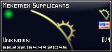 Meketrex Supplicants