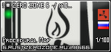☞ ZERO ZONE 6 ☞ CLASSIC / x10 / ... / 06.12.Wipe