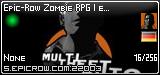 Epic-Row Zombie RPG | epicrow.com