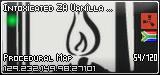 Intoxicated ZA Vanilla 1 - 16 Jan