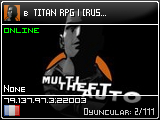 [RUS] TITAN RPG [RPMTA.RU]   drift,smo,bpan,cc,radm,бпан,рус
